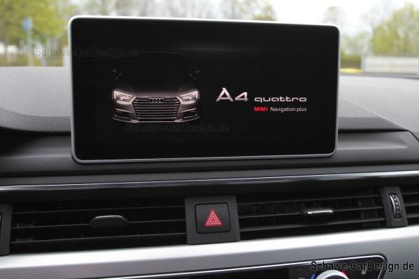 Erweiterung Einparkhilfe vorne | Audi A4 B9 8W | Original Audi Einparkhilfe APS+
