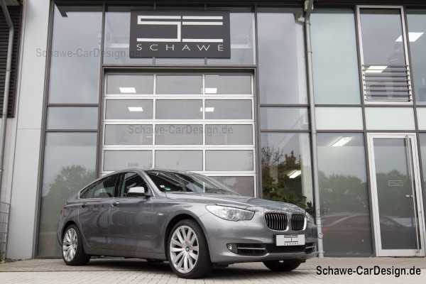 Nachrüstung Rückfahrkamera | BMW 5er GT F07 | Zubehör Kamera