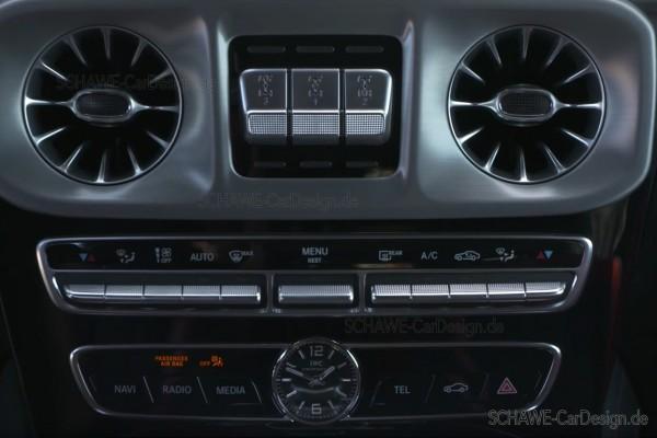 IWC Analoguhr G63 AMG Uhr | G-Klasse W464 | Original Mercedes-Benz