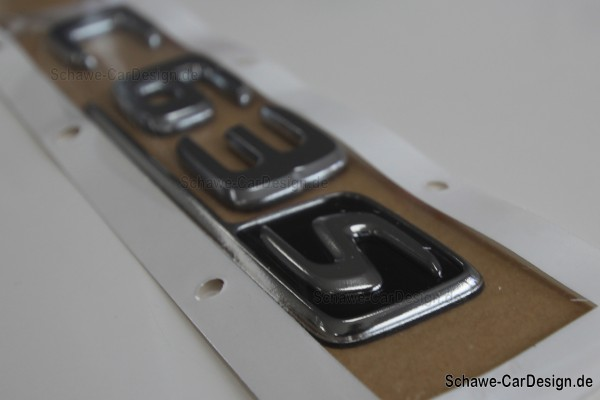 Typenkennzeichen GLE 63S | GLE Coupé W292 | Original Mercedes-Benz