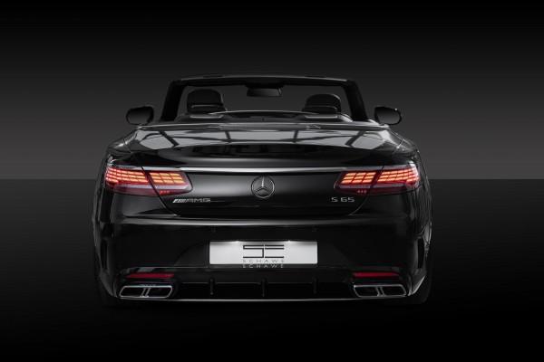 S65 AMG Facelift Diffusor | S-Klasse A217 oder C217 | Original Mercedes-Benz