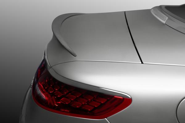 S63 AMG Abrisskante Carbon Heckspoiler | S-Klasse Coupé | Original Mercedes-Benz