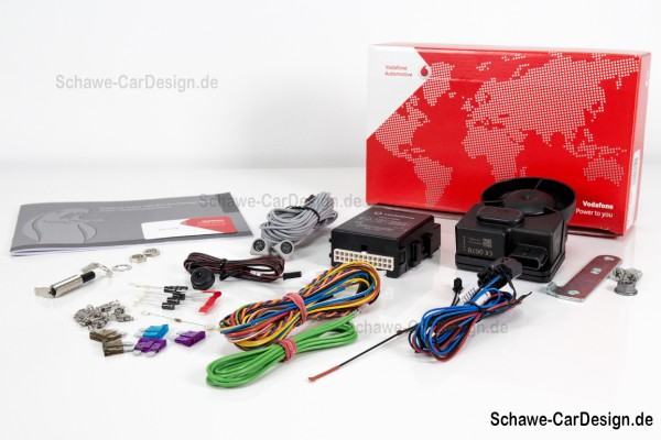 Alarmanlage CAN-Bus mit Radarsensor Cobra | VW T6 | Original COBRA Alarmsysteme