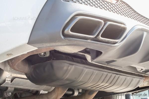Upgrade GLS63 AMG Auspuffanlage | GLS x166 | Spezialanfertigung