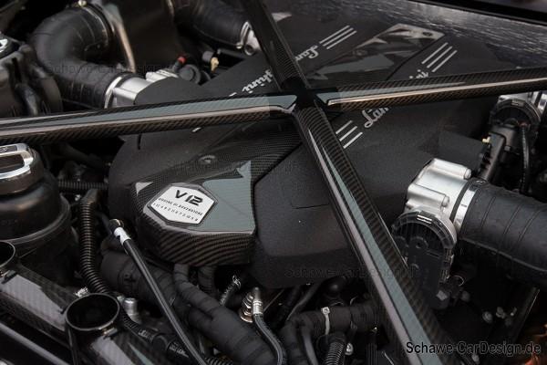 SCHAWE Carbon Motorabdeckung | Lamborghini | Spezialanfertigung