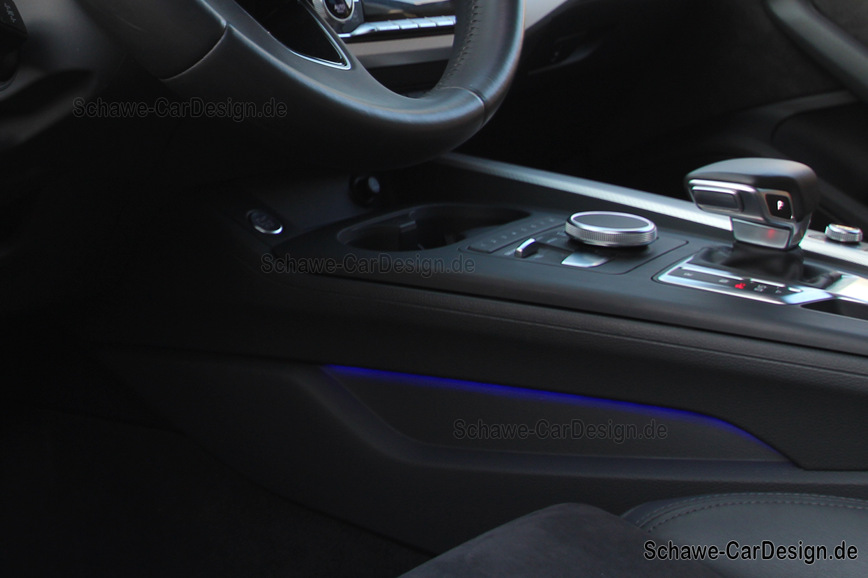 retrofit schawe led ambient lighting for audi a4 b9 8w schawe rh schawe shop de