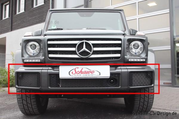 Facelift Stoßstange vorne | W463 G-Klasse | Original Mercedes-Benz
