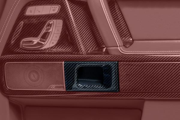 SCHAWE Carbon Türgriffe Türverkleidung | G-Klasse W464 | Spezialanfertigung in matt oder Glanz