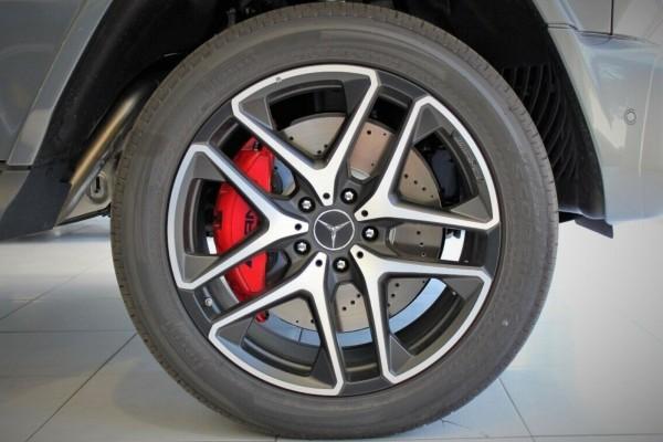 Radsatz - Winterreifen mit Felgen | G-Klasse W463A/464 | Original Mercedes-Benz Räder
