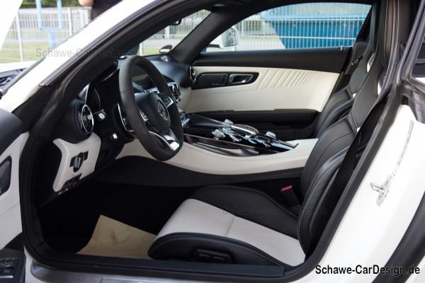 AMG Performance Sitze Code 555 | GT C190 | Original Mercedes-Benz
