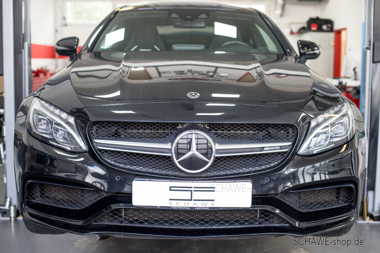 Nissan Suv For Sale >> Nachrüstung: Panamericana Grill vom C63 AMG Facelift (Typ ...
