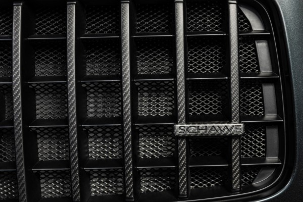 SCHAWE Carbon G63 AMG Kühlergrill | G-Klasse W464 | Carbon matt oder Glanz