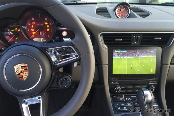Bild-Freischaltung | TV-Freischaltung | DVD-Freischaltung | TV-Free für Porsche PCM4.0
