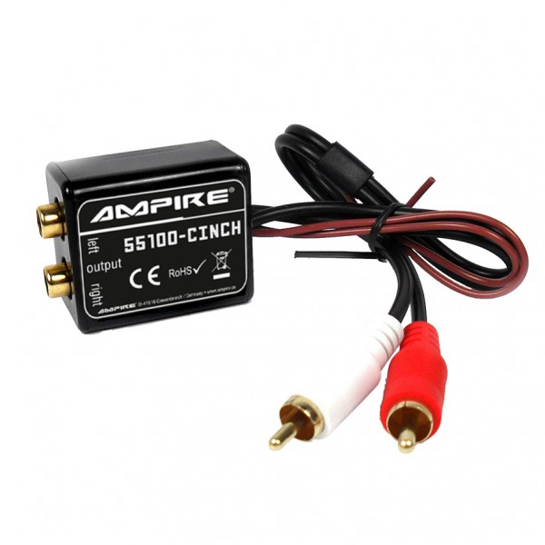 55100-CINCH | AMPIRE NF-Entstörfilter (Cinch)