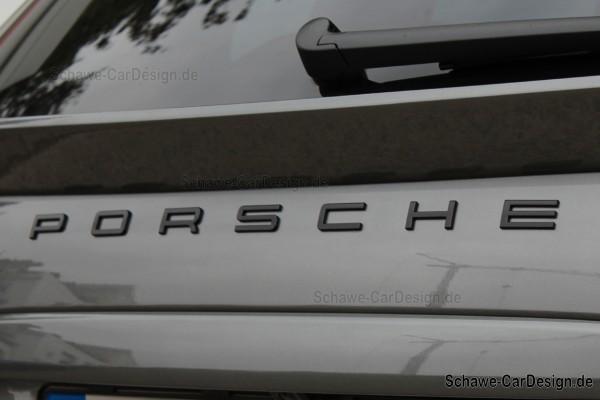 Schriftzug Porsche | Porsche Cayenne 958 | Original Porsche