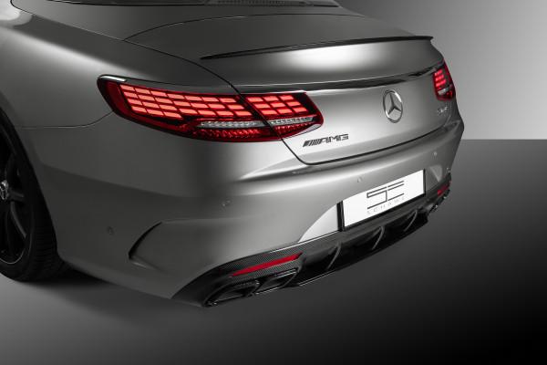 S63 AMG Facelift Diffusor   S-Klasse A217 oder C217   Original Mercedes-Benz