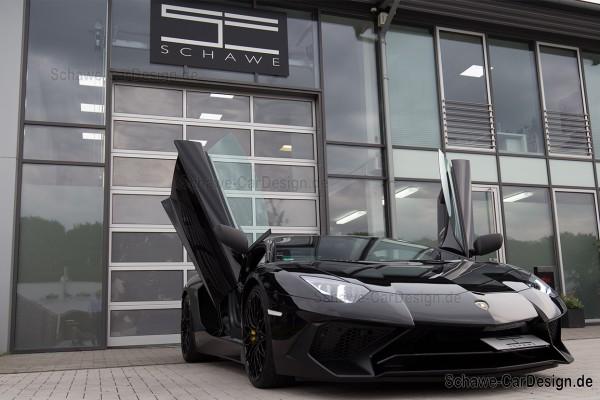 GPS Ortung Connex Guardian | Lamborghini | Original COBRA Alarmsysteme