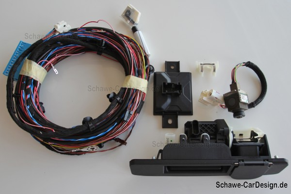 Nachrüstung Rückfahrkamera Code 218 | GLC SUV X253 | Original Mercedes-Benz