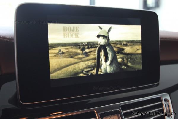 Bild-Freischaltung | TV-Freischaltung | DVD-Freischaltung | TV-Free für Mercedes Benz CLS W218