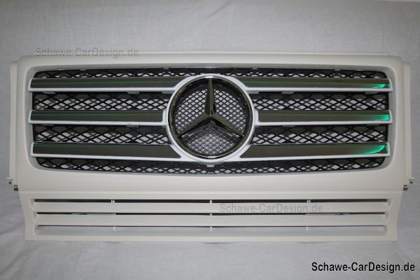 Facelift Kühlerverkleidung Kühlergrill | W463 G-Klasse | Original Mercedes-Benz