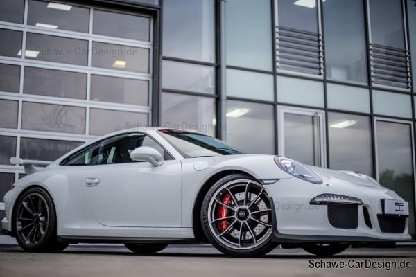 Lackierung Bremsanlage SCHAWE Bremssattel | Porsche 911 | Spezialanfertigung