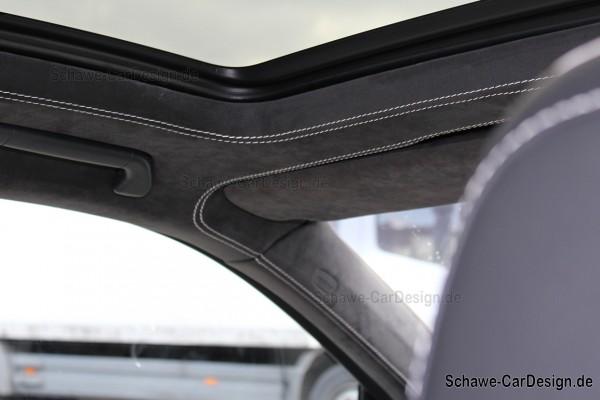 SCHAWE Alcantara Himmel | Porsche Cayenne 958 | Spezialanfertigung