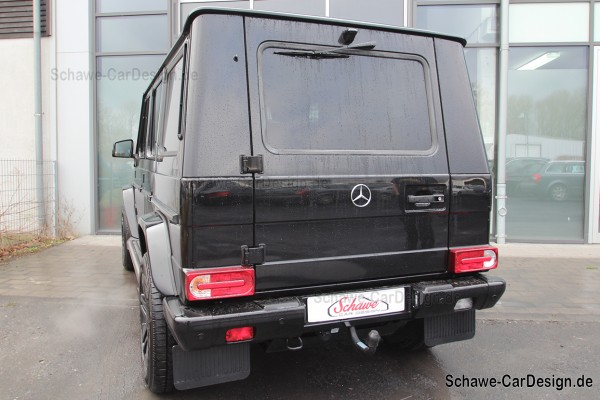 Rückwandtür 4x4 Optik | G-Klasse W463 | Original Mercedes-Benz