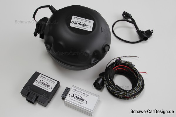 Nachrüstung: Active Sound Exhaust System | Porsche Panamera 970 | V8 Motorsound mit App-Steuerung