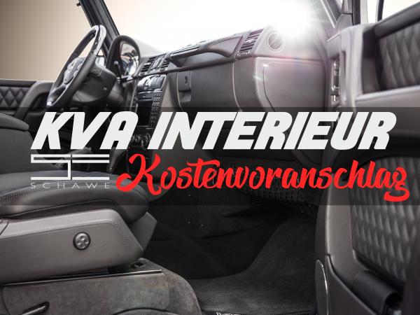 KVA Interieur | SCHAWE Kostenvoranschlag