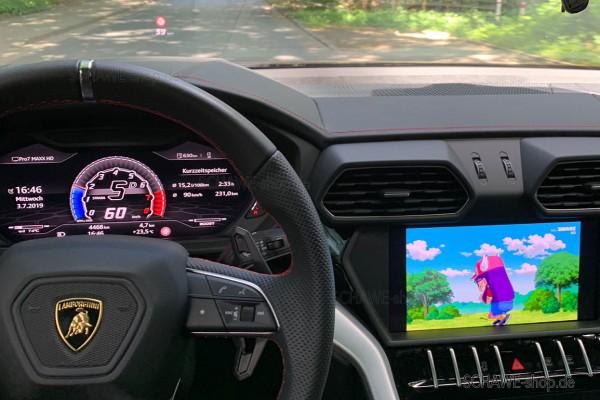 Bild-Freischaltung | TV-Freischaltung | DVD-Freischaltung | TV-Free für Lamborghini Urus