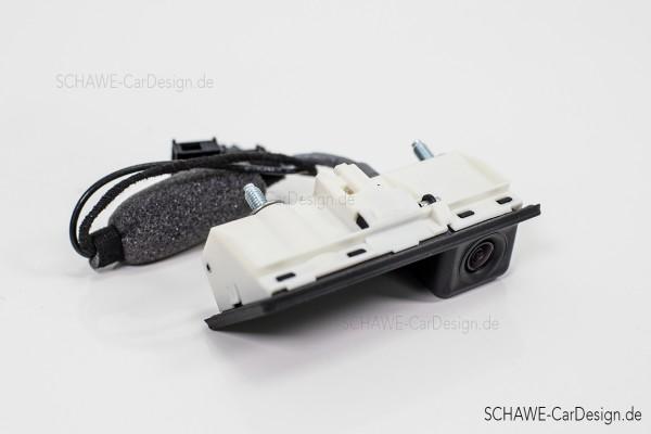Nachrüstung Rückfahrkamera | Audi Q5 8R MMI3G/3G+ | Original Audi Kamera